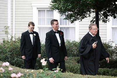 Men Entering
