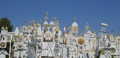 Small World Facade