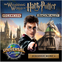 Plan your Universal Orlando Resort Vacation with The Magic For Less Travel