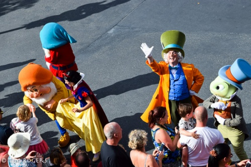 8 tim parades