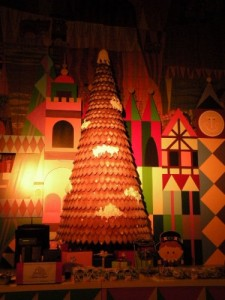 Gingerbread display from 2009 at Disney's Contemporary Resort