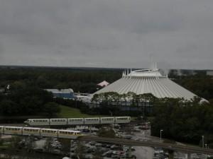 Magic Kingdom View at Disney's Contemporary Resort