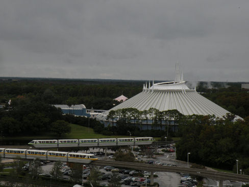 Magic Kingdom View at Disney's Contemporary Resort