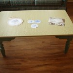 Old Key West Coffee Table