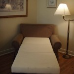 Old Key West Resort Twin Size Sleeper Chair