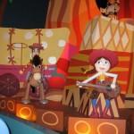 Jessie, Bullseye and Woody