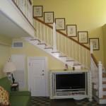 Garden Suite BWI Staircase