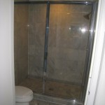 Garden Suite BWI Shower