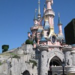 Sleeping Beauty Castle…See the Cave Entrance