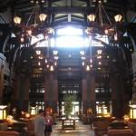 Main lobby Disney's Grand Californian