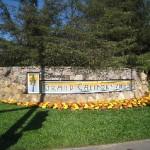 Grand Californian entrance