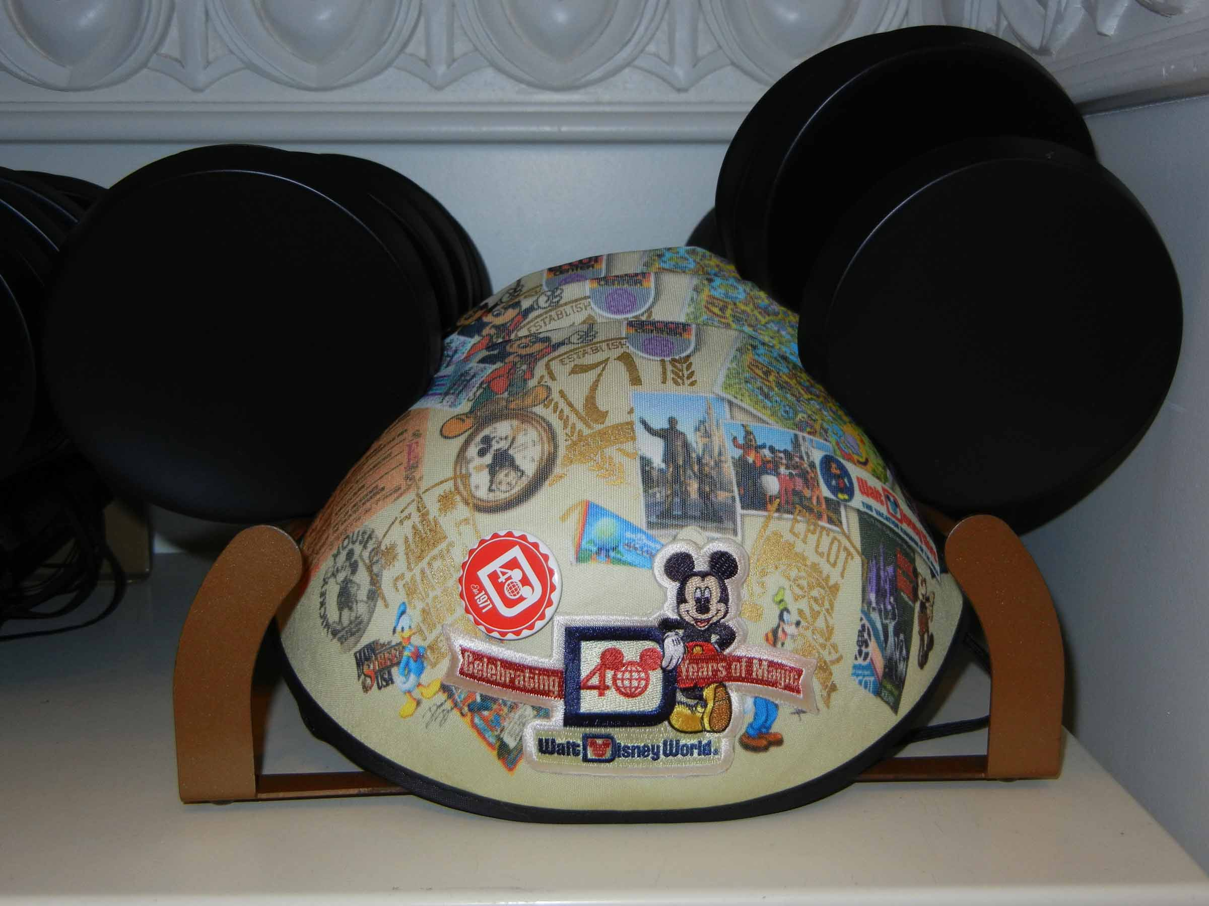 More Mickey Ears