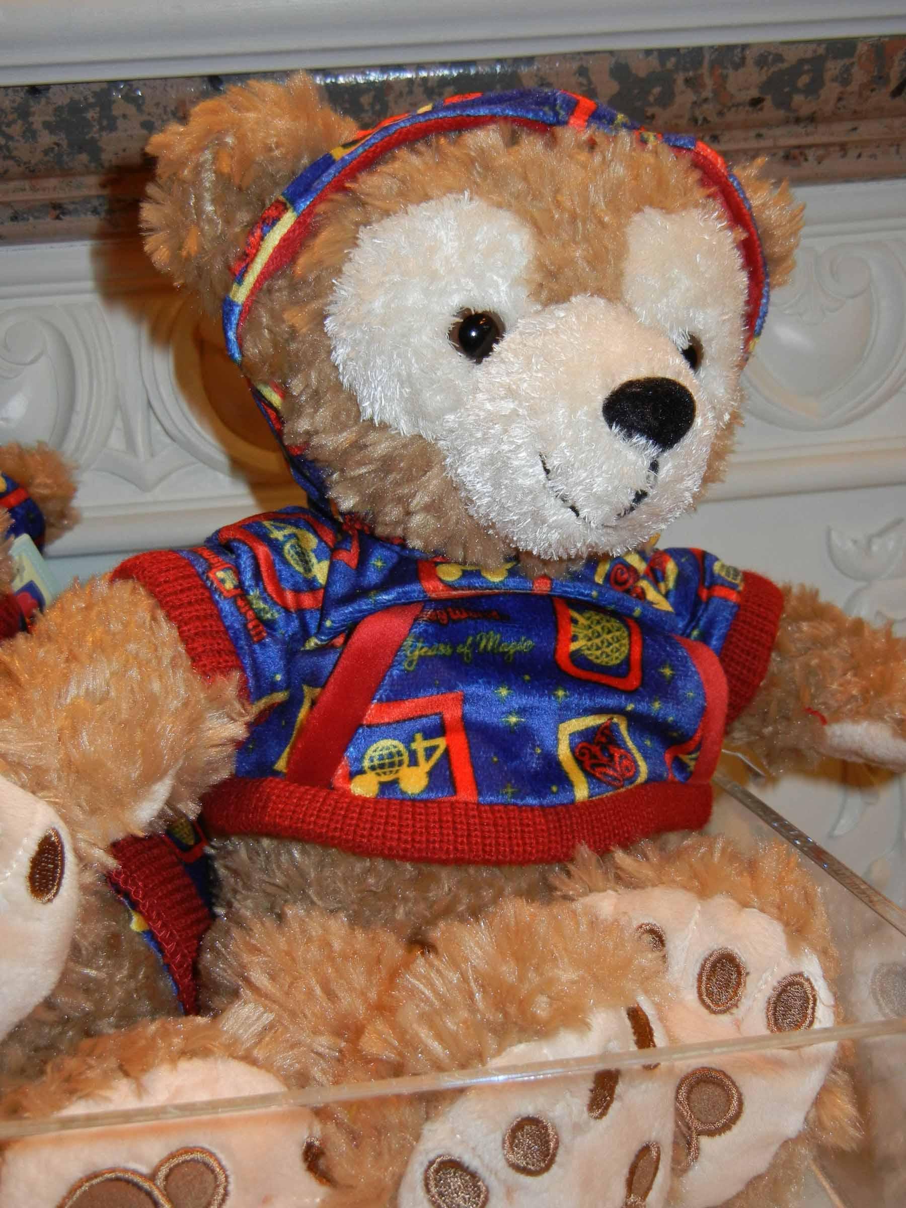Even Duffy celebrates the 40th anniversary!