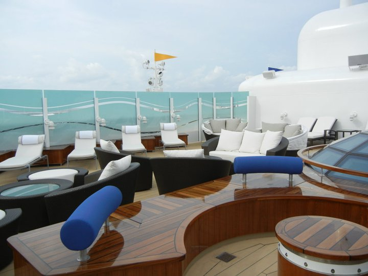 Disney Dream Concierge Sun Deck