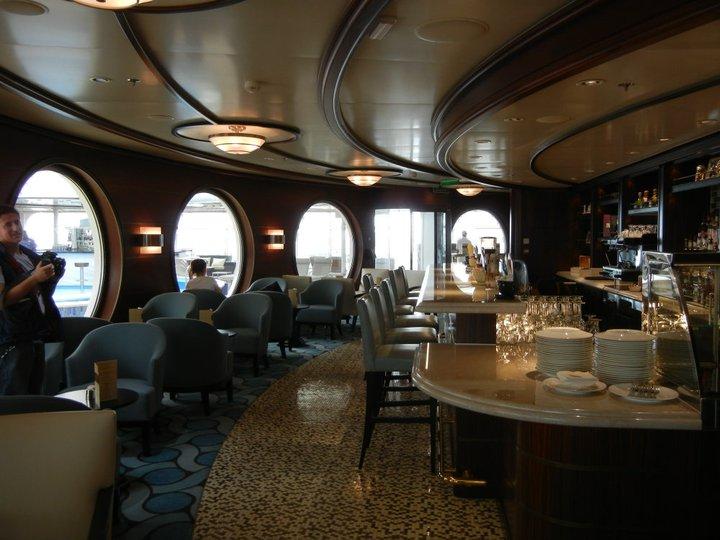 Disney Dream Cove Cafe