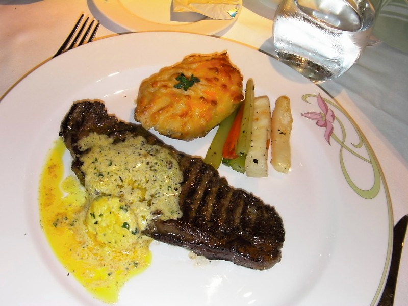 Disney Dream - New York Strip Steak