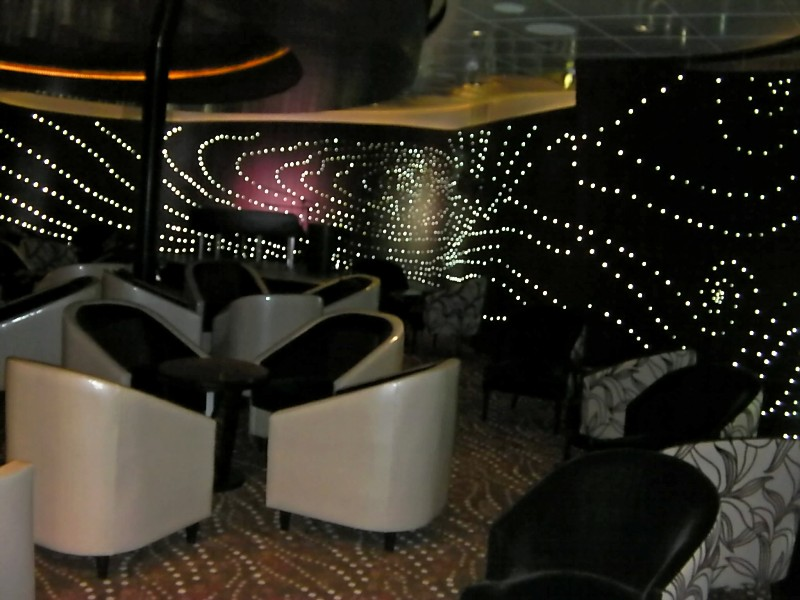 Disney Dream District Lounge