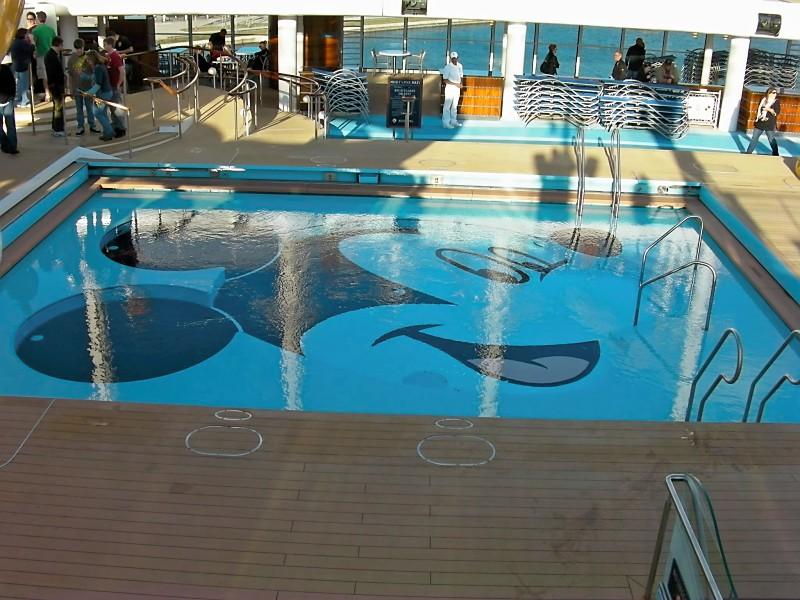 Disney Dream Mickey Pool