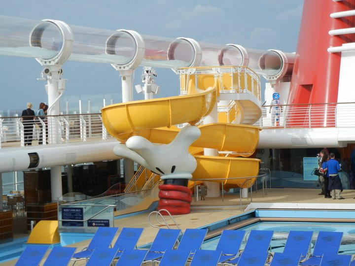 Disney Dream Mickey Slide