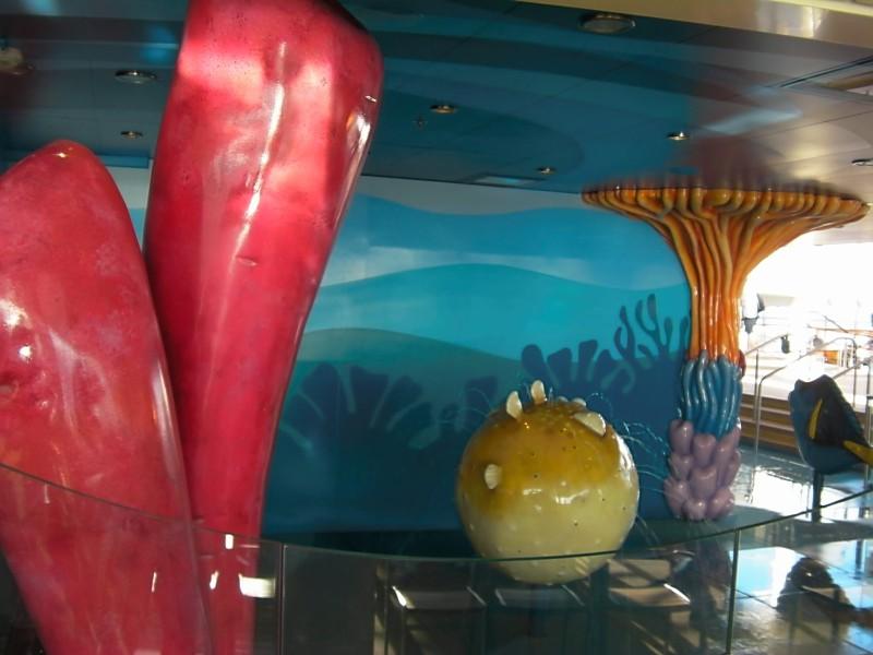 Disney Dream Nemo's Reef