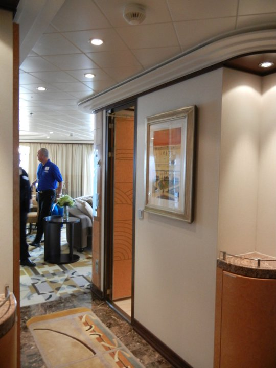 Disney Dream Roy Disney Suite