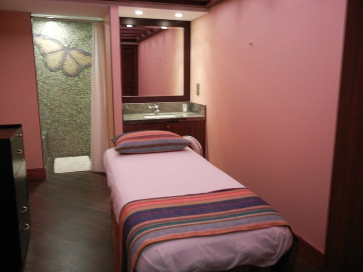 Disney Dream Senses Spa and Salon Chill Youth Spa