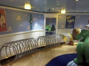 Andy's Room - Disney Dream