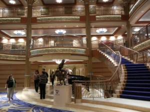 Disney Dream Atrium