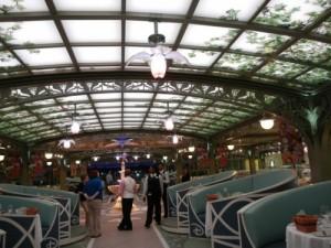 Disney Dream Enchanted Garden