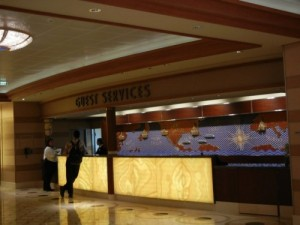 Disney Dream Guest Services
