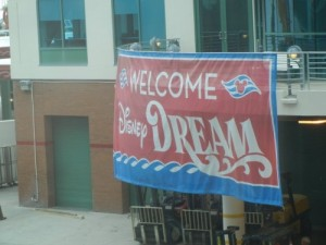 Welcoming the Disney Dream
