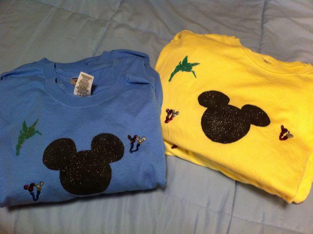 Finished Shirts