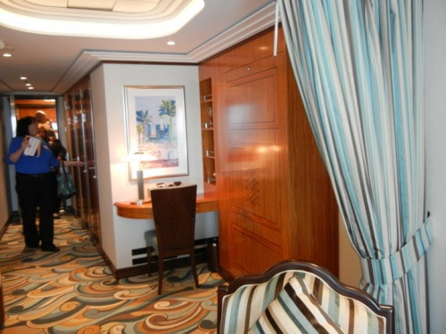 Disney Dream Part 2 – Concierge One Bedroom Suites (category T)
