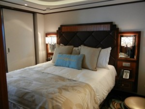 Disney Dream Stateroom category T, 1 bedroom suite