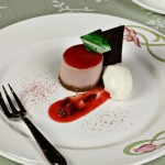 Strawberry Cheesecake on the Disney Dream