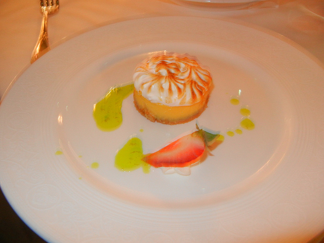 DCL DReam Royal Palace Lunch Key lime