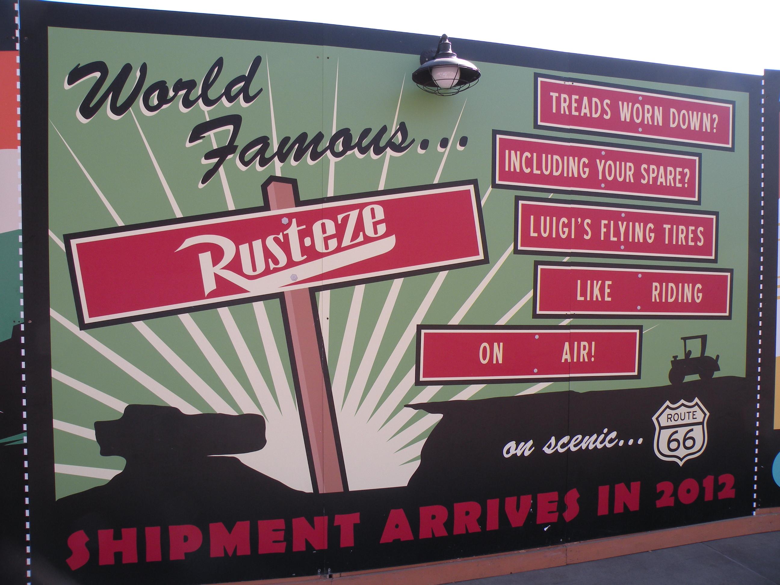 Shipment Arrives in 2012