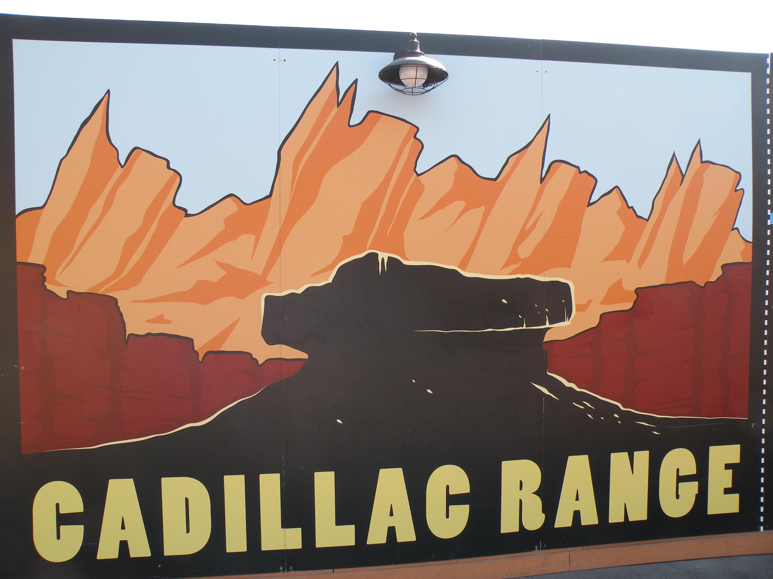 Cadillac Range