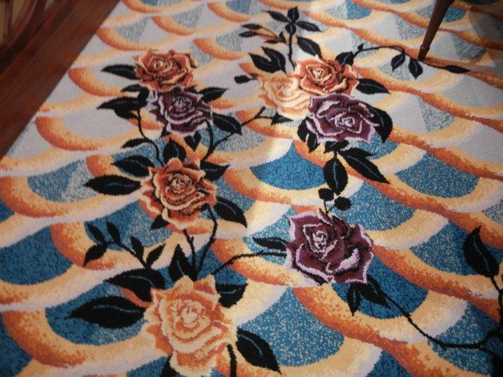 Disney Dream Royal Palace Rose Carpet