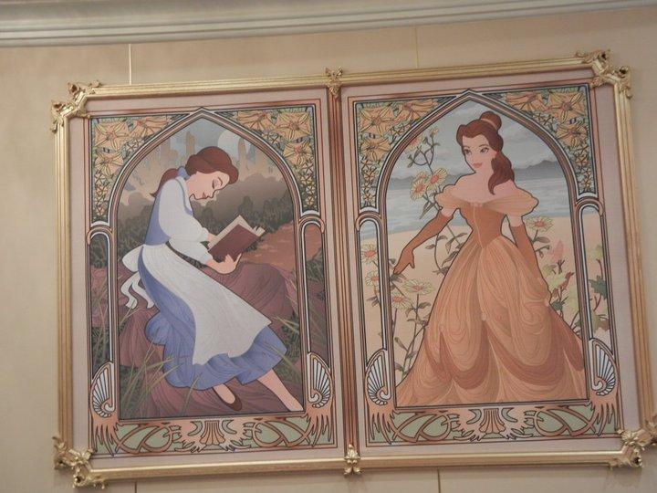 Disney Dream Royal Palace