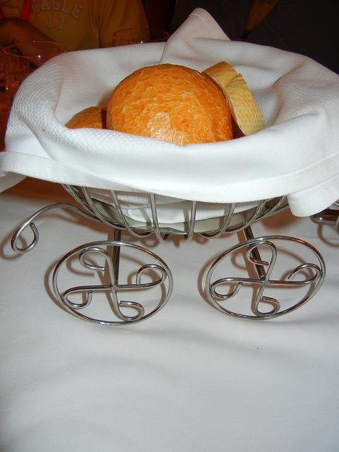 Disney Dream Royal Palace Bread Service
