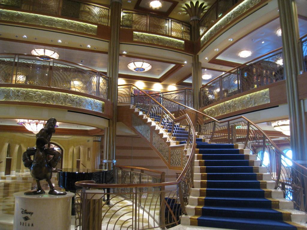 Dream - Grand Staircase