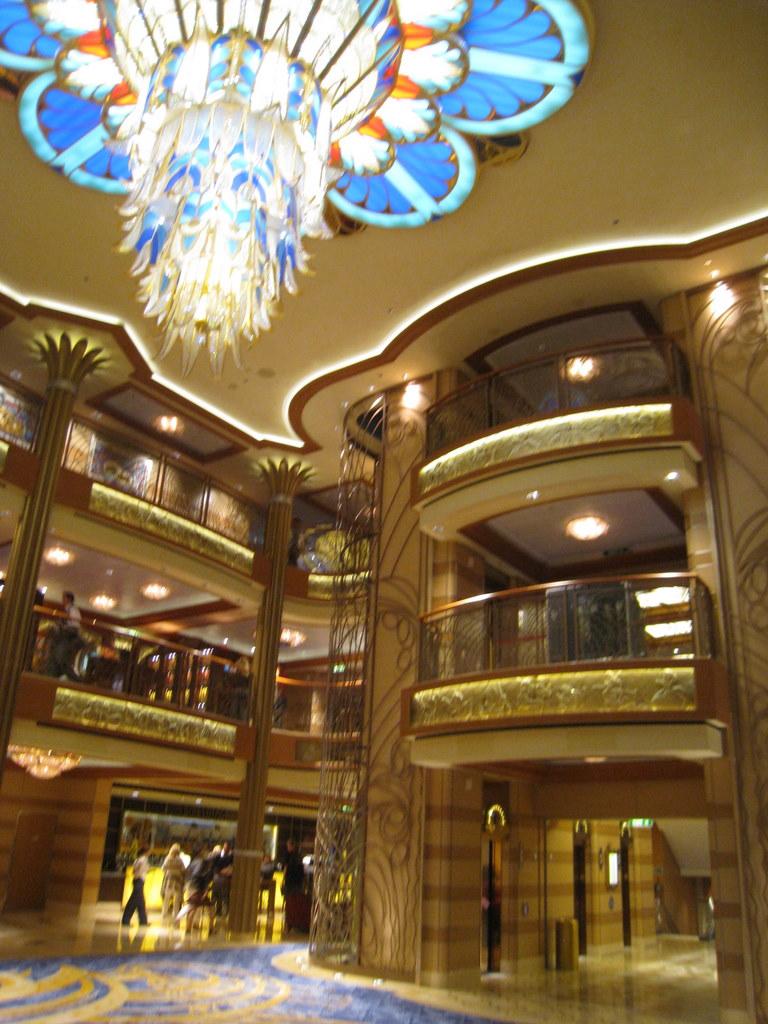 Dream - Looking toward Elevators