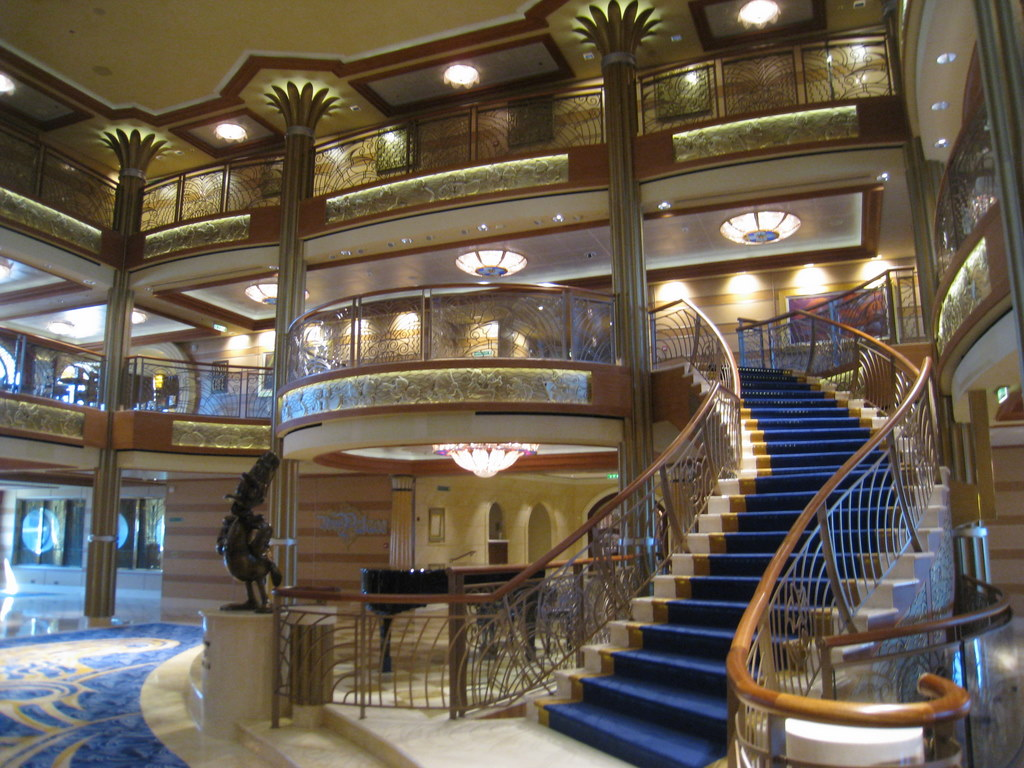 Disney Dream Lobby