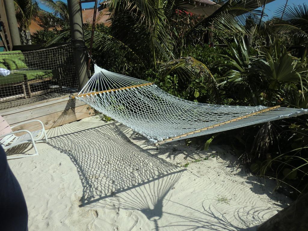 Castaway Cay Cabana hammock