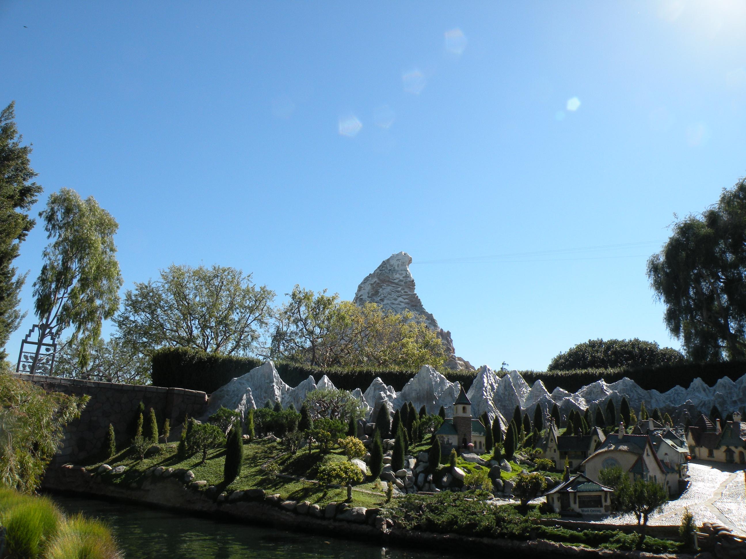 Geppetto's Village