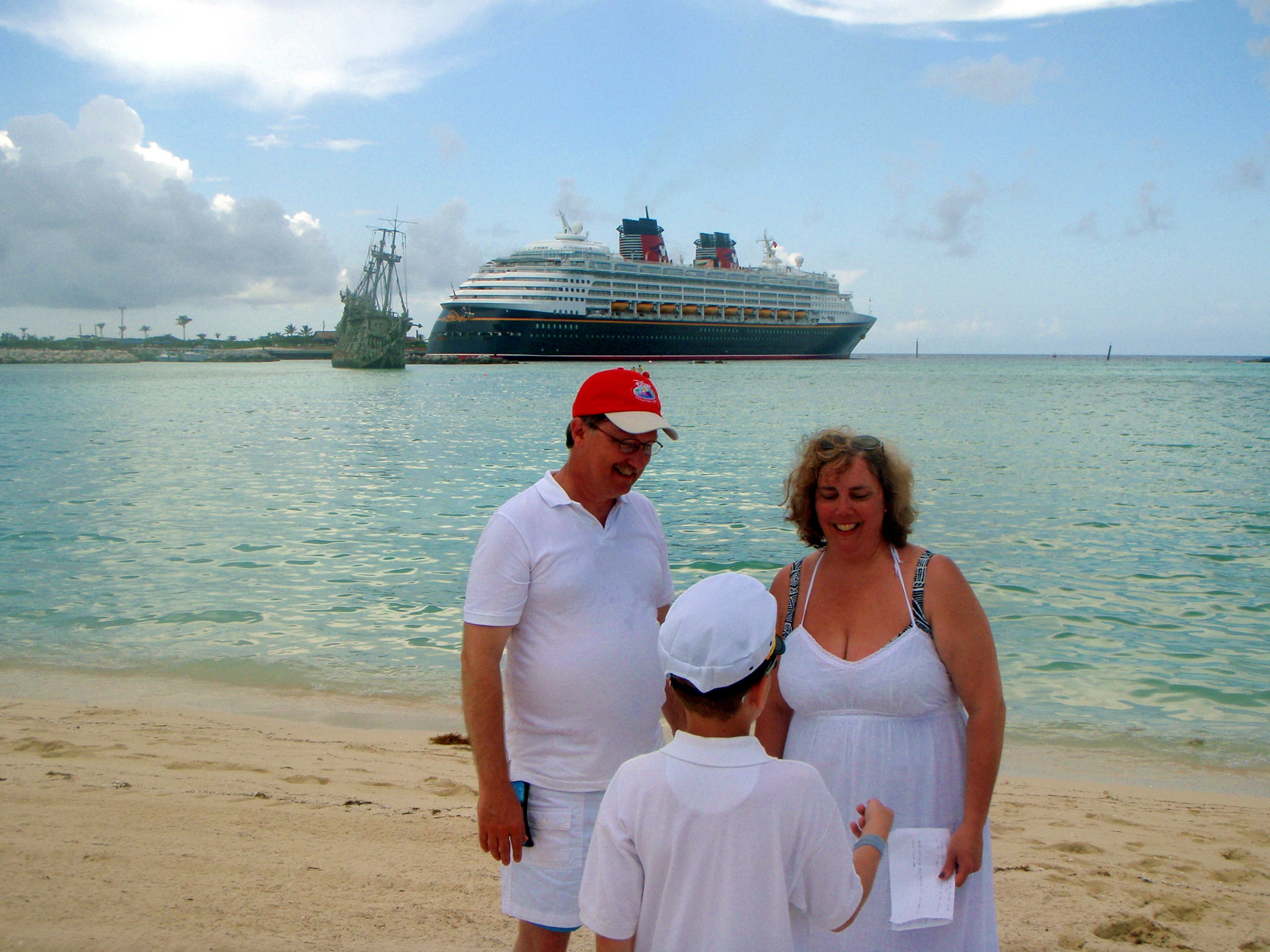 Favorite Disney Memory Photo Contest Winner – Disney Cruise Line