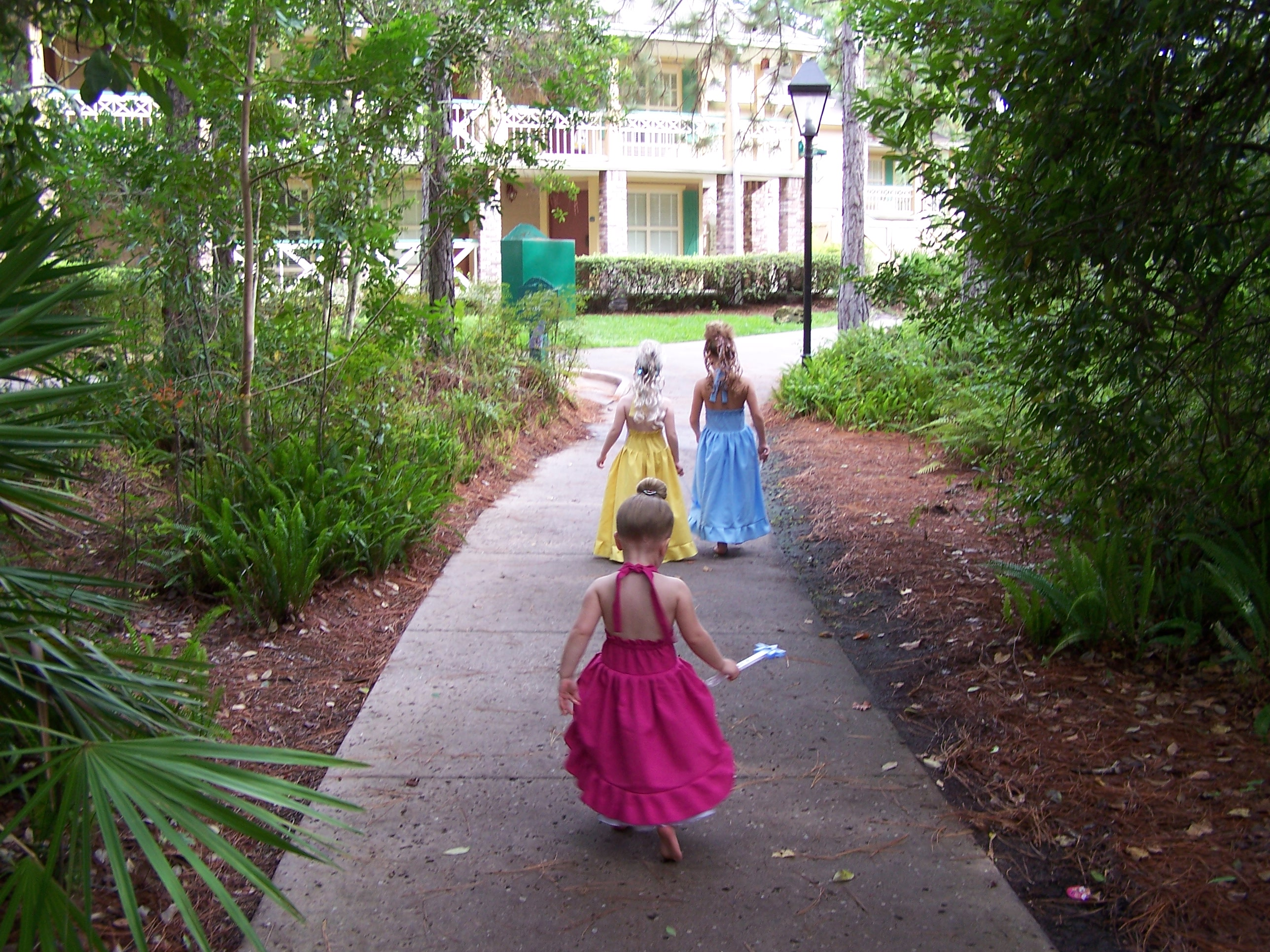 Favorite Disney Memory Photo Contest Winner - Disney Resort Hotel