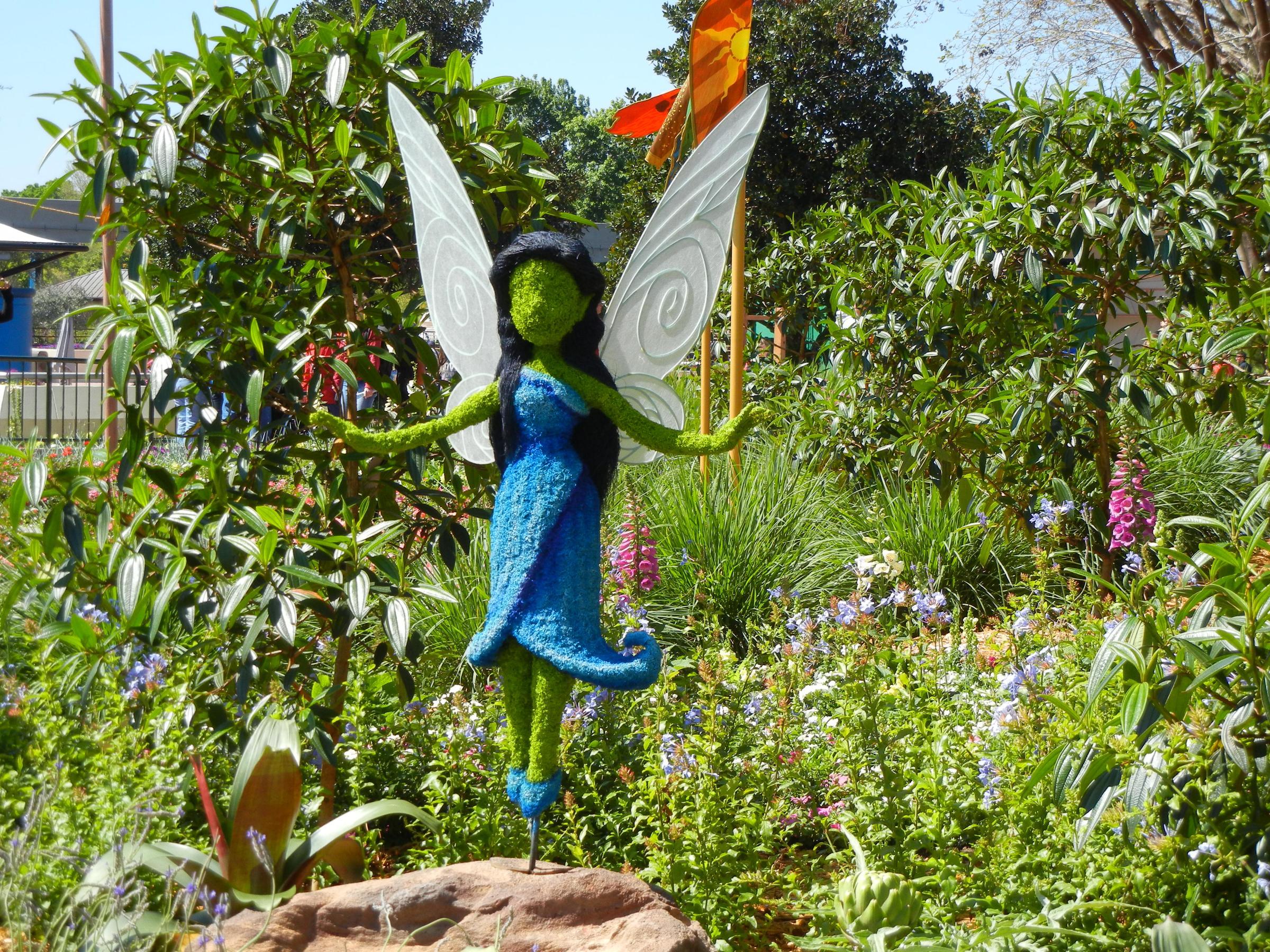 Silvermist the Water Fairy