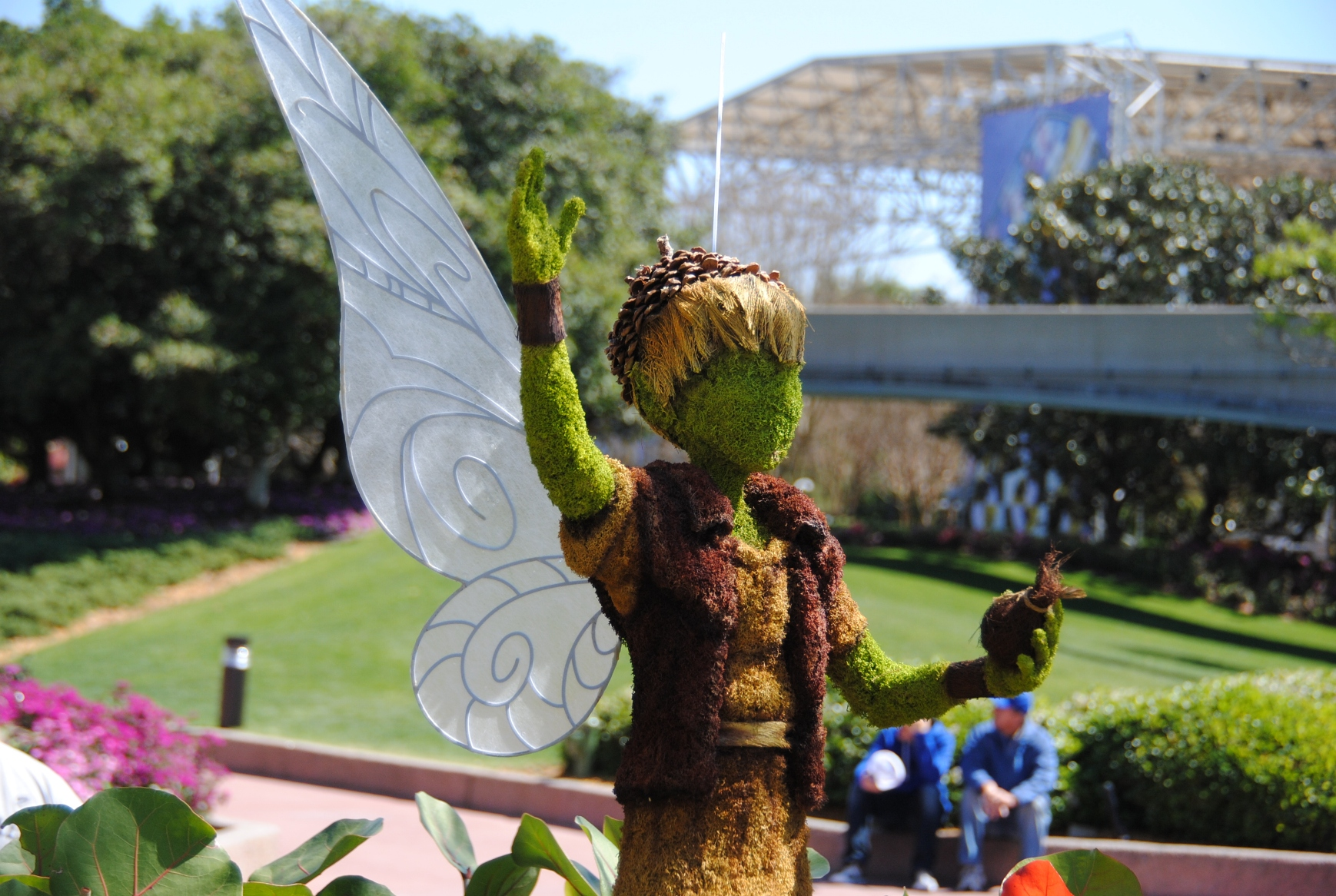 Terence the Dust Fairy